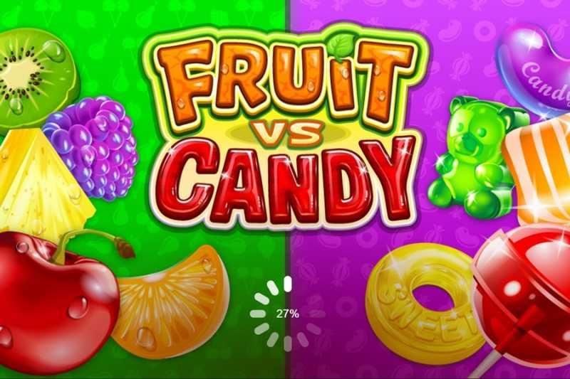 Fruit Vs Candy Slots