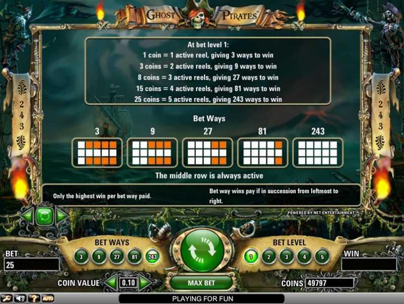 Ghost Pirates Slot Game: Review, UK Casino Sites, Bonuses +