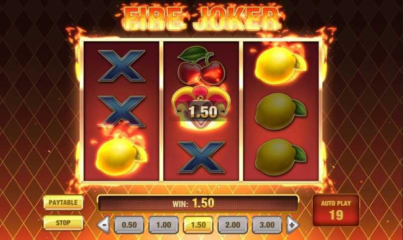 Fire Joker Slot Game: Review, UK Casino Sites, Bonuses ...