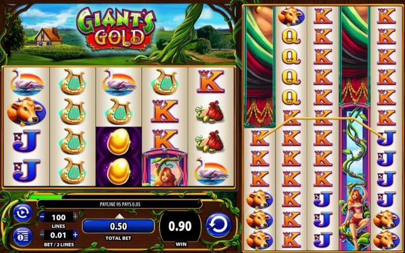 Giant Gold Slot