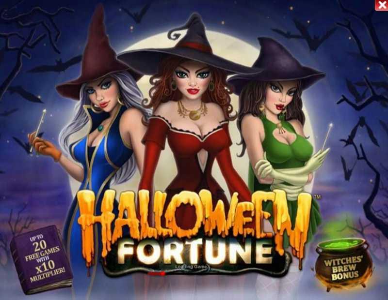 Halloween Fortune Rtp