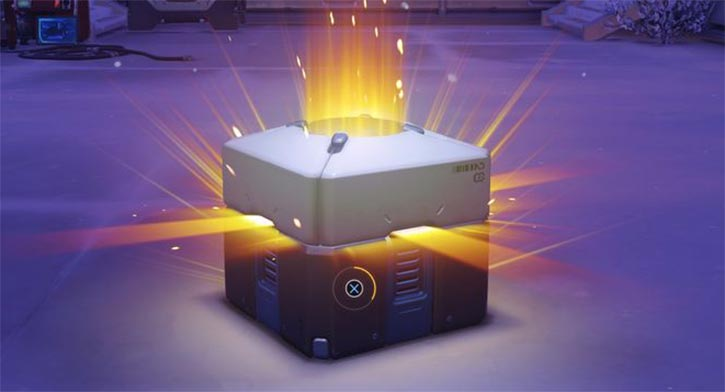 Exploring the links between loot boxes and online gambling