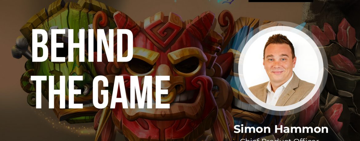 Behind The Game: Simon Hammon from Relax Gaming