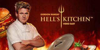 New Hell's Kitchen™ slot game released
