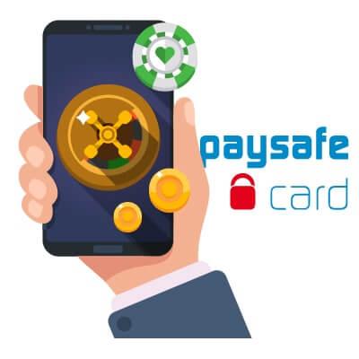Paysafecard Mobile Casinos