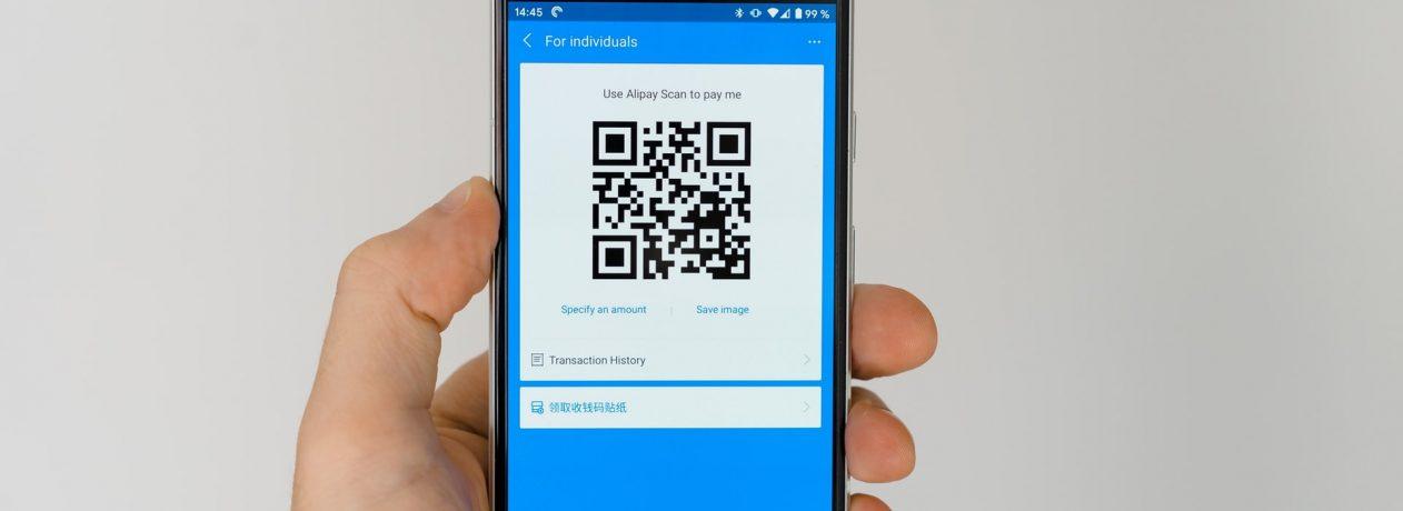 How do QR code online casino payments work?